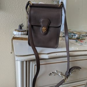 Vintage Coach Murphy in Taupe